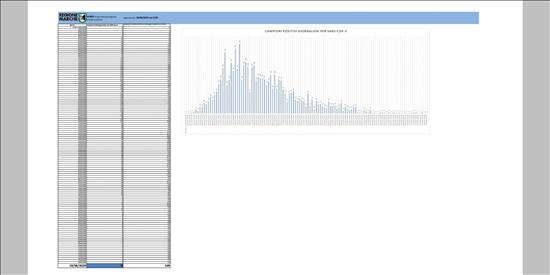 Coronavirus Marche: aggiornamento dati dal GORES - situazione al 20/06/2020 ore 9.00