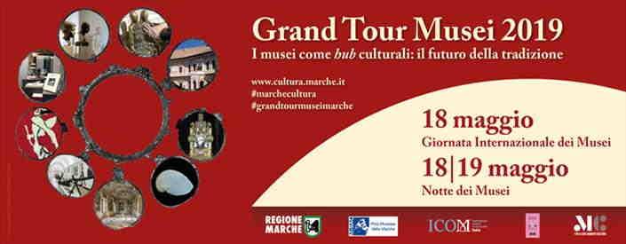 Grand Tour Musei 2019 - I musei come 'hub' culturali: il futuro della tradizione