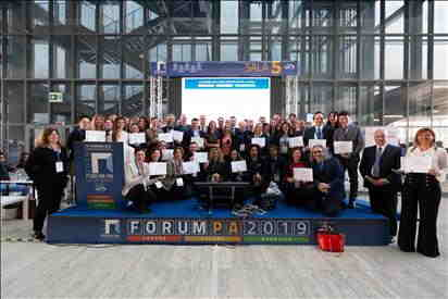 Il progetto MeetPAd tra i finalisti del premio Open Government Champion 2019