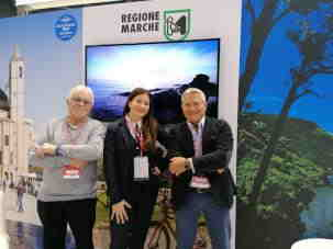 TURISMO MARCHE SULLA SCENA INTERNAZIONALE ALL'HOLIDAY WORLD DI PRAGA