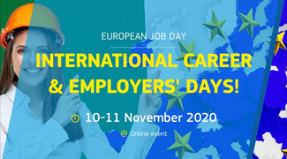 International Career & Employers' Day – 10 e 11 Novembre 2020