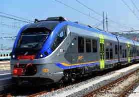 Riprogrammazione dei servizi ferroviari regionali