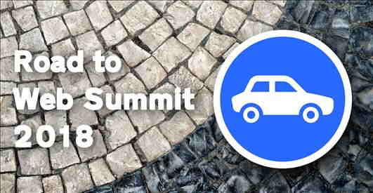 IL PROGETTO CROWD4ROADS PRESENTATO ALLA CONFERENZA WEB SUMMIT 2018 DI LISBONA