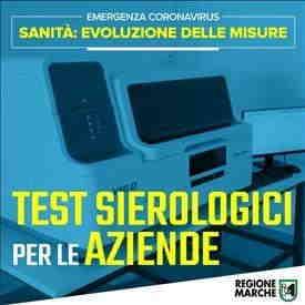 Test sierologici sui sanitari all'azienda Ospedaliero universitaria di Torrette: i risultati