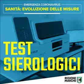 Test sierologici a Marche Nord: positivo lo 0,4% dei dipendenti
