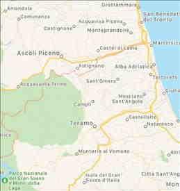 Spostamenti tra Regioni: firmato l'accordo con l'Abruzzo