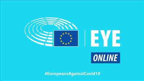 European Youth Event (EYE) - Online edition! 29-30 aprile 2020