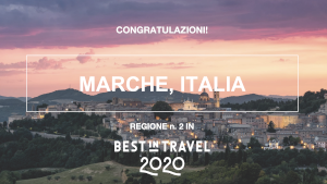 Regione Marche Best in travel 2020