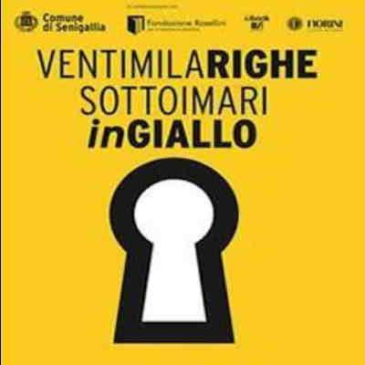 Ventimilarighesottoimari in giallo – festival del noir e del giallo civile
