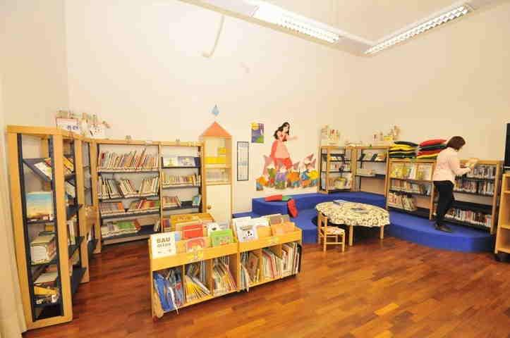 ASCOLI PICENO - Biblioteca Comunale Giulio Gabrielli (foto: M. Rillo)