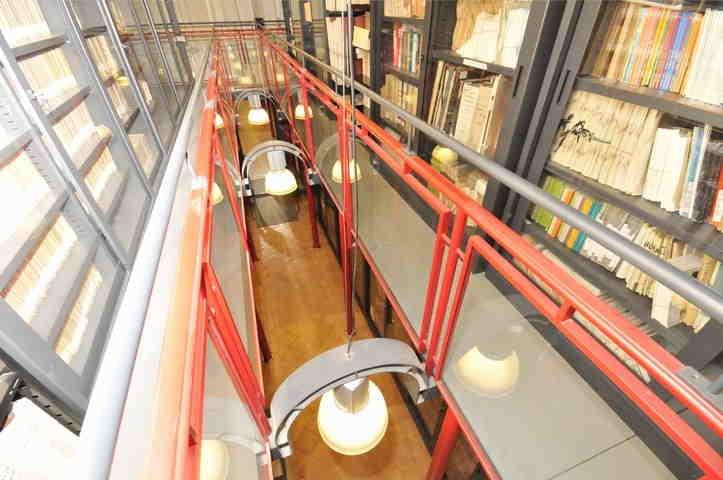FERMO - Biblioteca Civica Romolo Spezioli (Foto concesse dalla Biblioteca e M.Rillo)