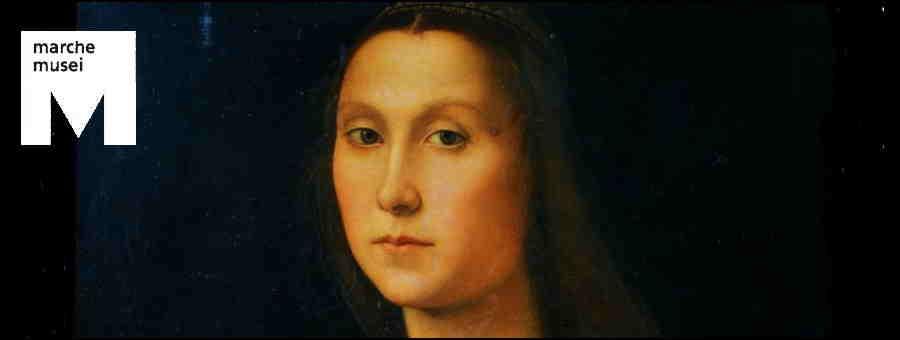 Raffaello, La Muta, Urbino, Galleria Nazionale delle Marche