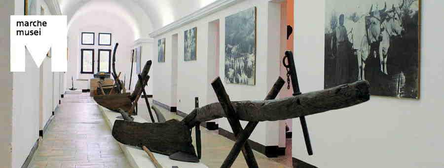 Senigallia, Museo della Mezzadria 'S. Anselmi'