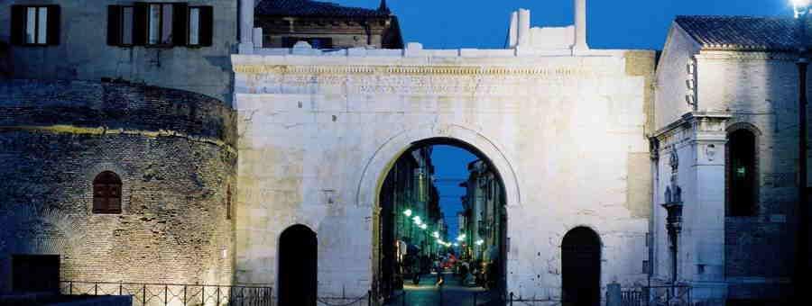Arco di Augusto, Fano