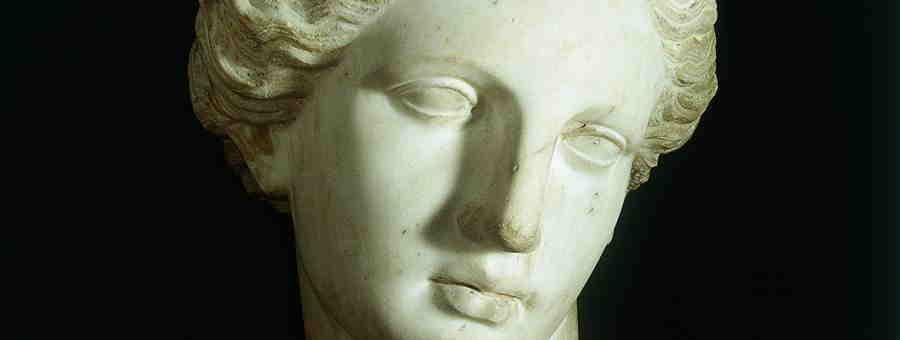 Venere di Cupra (part.), Ripatransone, Museo Civico Archeologico 'C. Cellini'