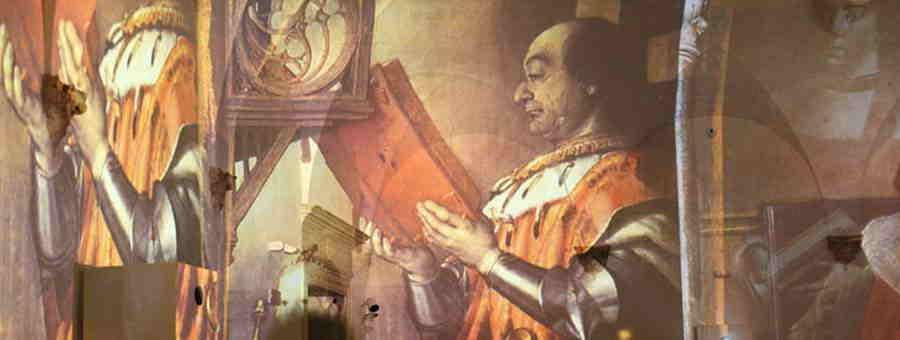 Progetto di spettacolarizzazione di Palazzo Ducale di Urbino