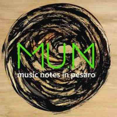 MU.N music notes in pesaro