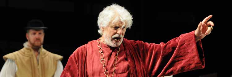 Re Lear interpretato da Michele Placido - Stagione 2014-2015 - Teatro Rossini di Pesaro