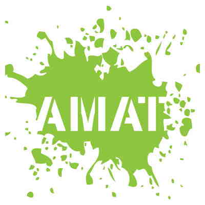 Logo AMAT - Associazione Marchigiana attività teatrali