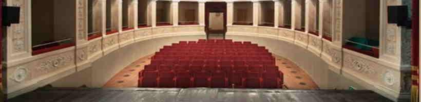 Teatro Comunale Nicola degli Angeli di Montelupone - Macerata