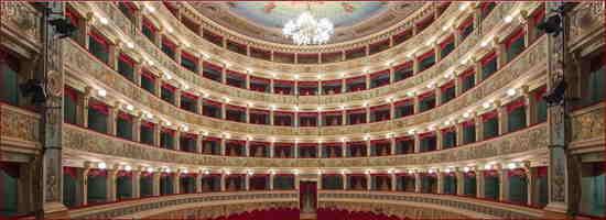 Ascoli Piceno Teatro Ventidio Basso