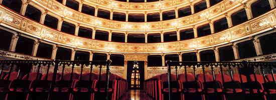 Fermo Teatro dell'Aquila