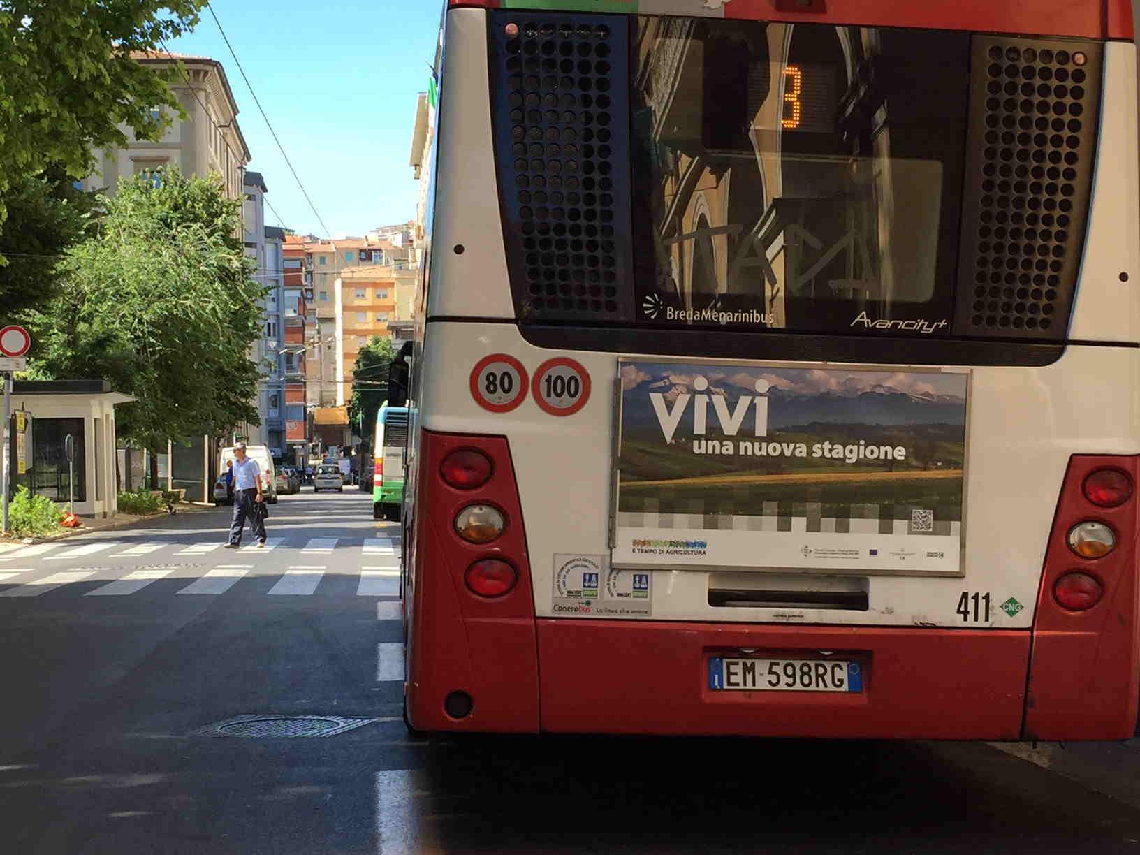 PSR Marche 2014-2020 autobus