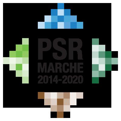 Logo PSR Marche 2014 - 2020
