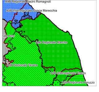 Legge 183/89 Autorità di Bacino nel territorio della Regione Marche