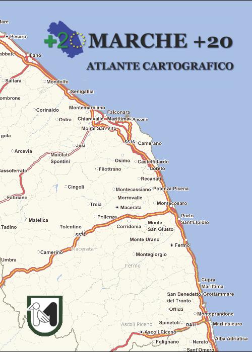 Anteprima atlante cartografico delle Marche