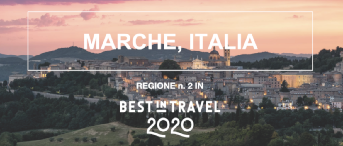 Regione Marche -Best in travel 2020